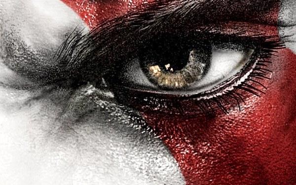 God of War III - fragment okładki z gry /Informacja prasowa