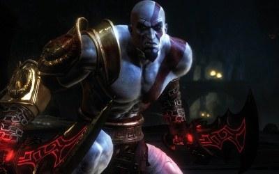 God of War III - motyw graficzny /Informacja prasowa