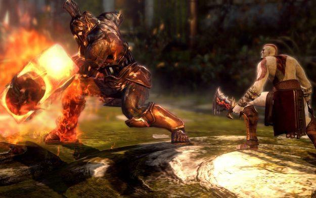 God of War: Wstąpienie - motyw graficzny /Informacja prasowa