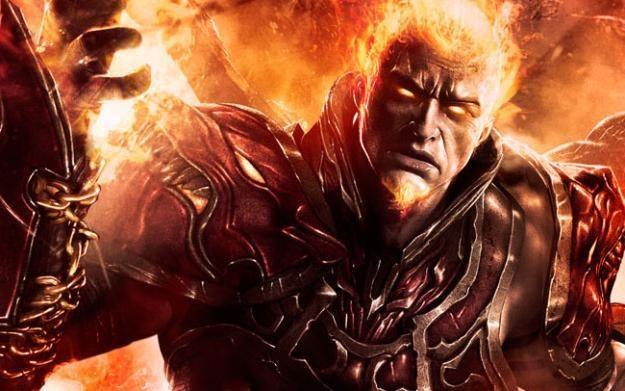 God of War: Wstąpienie - motyw graficzny /