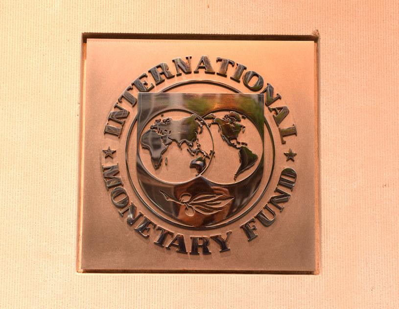 Godło Międzynarodowego Funduszu Walutowego. /123RF/PICSEL
