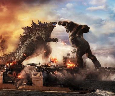 """""""Godzilla vs. Kong"""" przekroczył 100 milionów dolarów wpływów w amerykańskich kinach"""