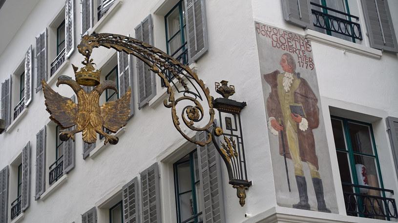 Goethe tu był /Styl.pl