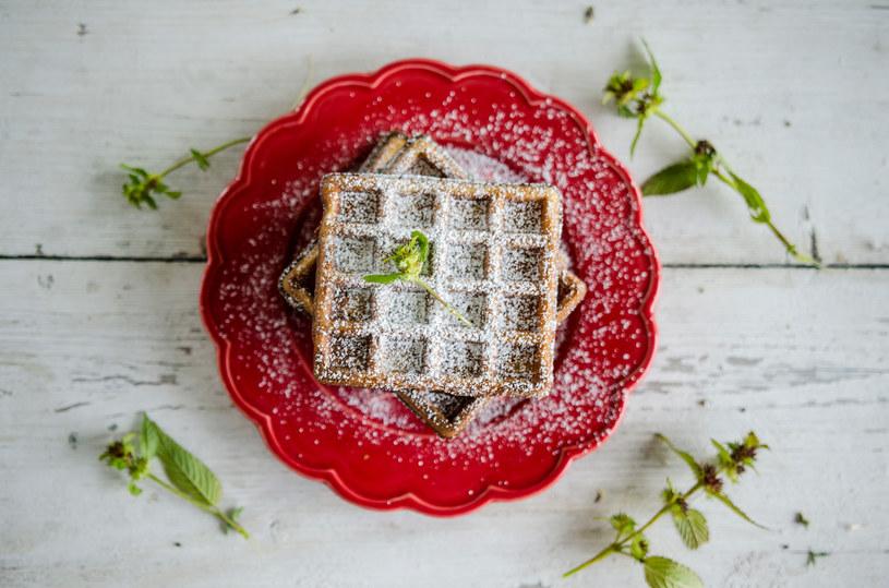 Gofry to pyszny deser na każdą okazję /INTERIA.PL