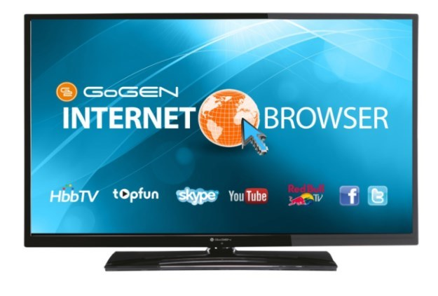 GoGEN TVL32137WEB - tani telewizor Smart /materiały prasowe