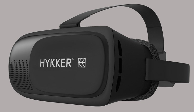 Gogle VR Glasses 3D marki Hykker /materiały prasowe