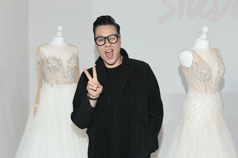 Gok Wan chce nauczyć Polki większej odwagi w podejściu do mody. Nawet w dniu ślubu /Adam Jankowski/REPORTER /East News