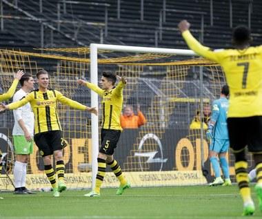 Gol i dwie asysty Łukasza Piszczka. Borussia - VfL Wolfsburg 3-0