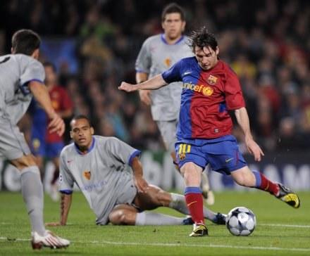 Gol Lionela Messi nie wystarczył /AFP