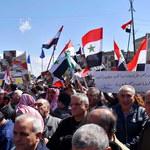 """""""Golan jest Syryjczykiem"""". Wielkie protesty po decyzji Trumpa"""