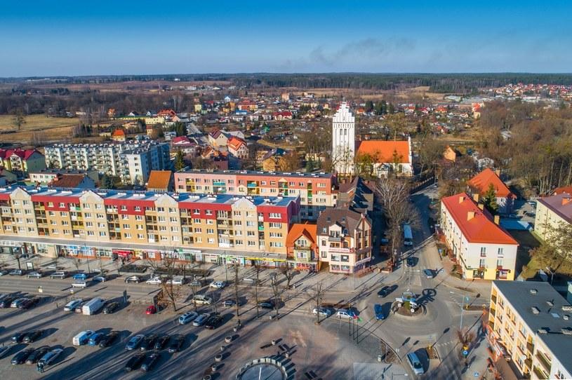 Gołdap, zdj. ilustracyjne /Wojciech Wójcik /Agencja FORUM