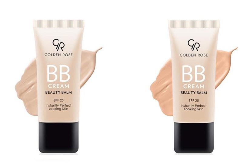 Golden Rose: BB Cream Beauty Balm - Krem BB /Styl.pl/materiały prasowe