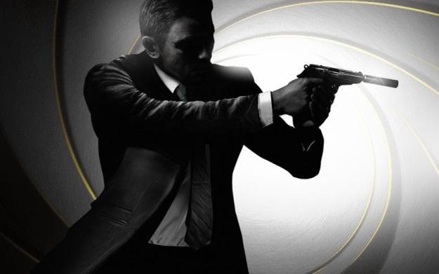 GoldenEye 007: Reloaded - motyw graficzny /Informacja prasowa