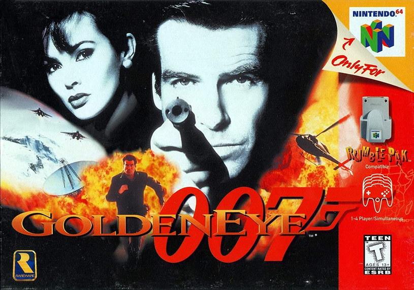 GoldenEye 007 /materiały prasowe
