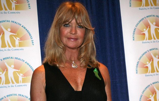 Goldie Hawn, fot. Abby Brack  /Getty Images/Flash Press Media