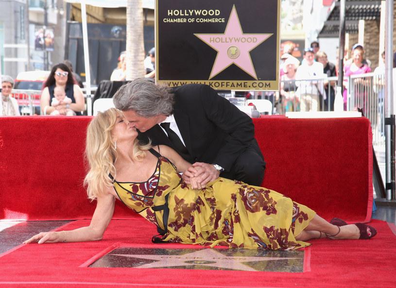 Goldie Hawn i Kurt Russell rozstali się! /Jesse Grant /Getty Images