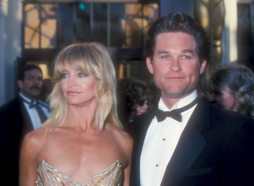 Goldie Hawn i Kurt Russell /Getty Images