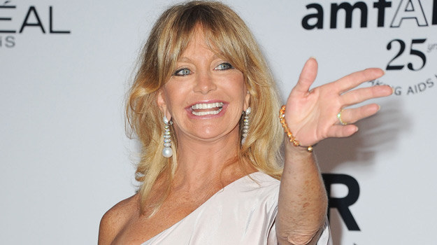 Goldie Hawn /Francois Durand /Getty Images