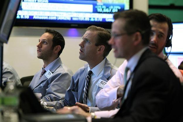 Goldman Sachs postawi na złotego? /AFP