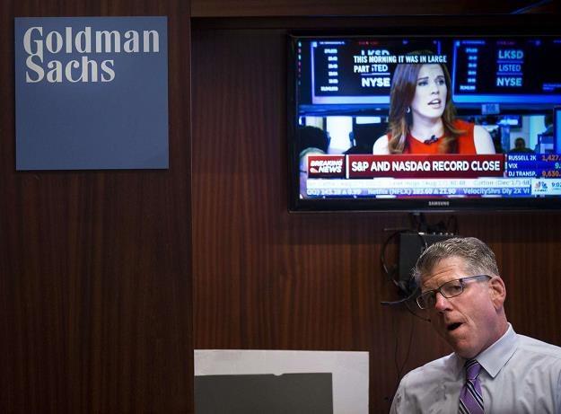 Goldman Sachs to najbardziej zyskowna firma w historii Wall Street /AFP