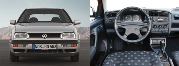 Golf III (1991-1999): silniki benzynowe 1,4-2,9 l (54-190 KM), silniki Diesla 1,9 l (64-110 KM) /Volkswagen