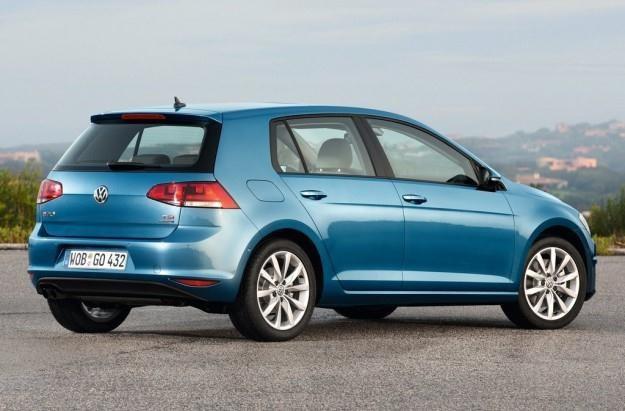 Golf to najnowsza broń Volkswagena /