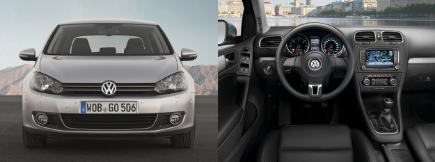 Golf VI (2008-2012): silniki benzynowe 1,2-2,5 l (80-270 KM), silniki Diesla 1,6-2,0 l (105-170 KM) /Volkswagen