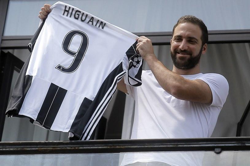 Gonzalo Higuain /AFP