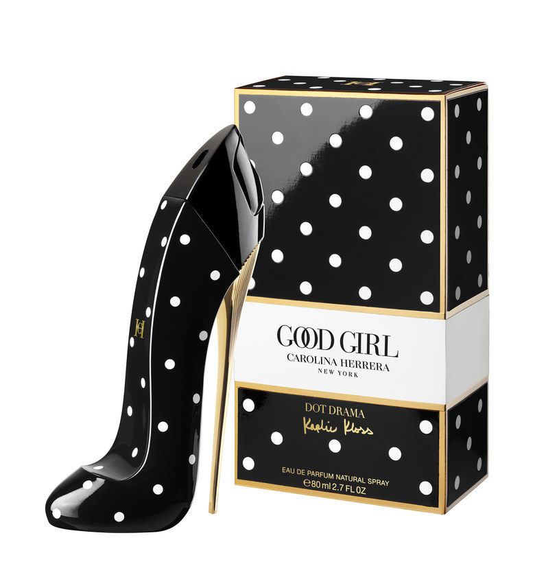 Good Girl Dot Drama Carolina Herrera /materiały prasowe
