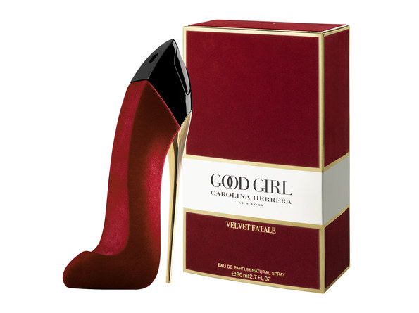 Good Girl Velvet Fatale, Carolina Herrera /materiały prasowe