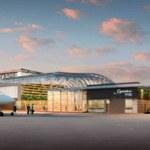 Google buduje własne lotnisko