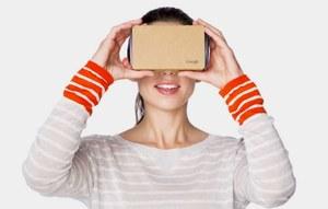 Google Cardboard - kartonowa wirtualna rzeczywistość