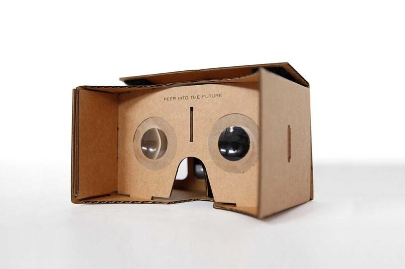 Google Cardboard /materiały prasowe