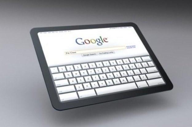 Google chce zagrozić rynkowj domminacji tabletu Apple - iPad /gizmodo.pl