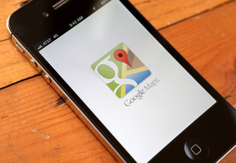 Google chciało umożliwić liczenie kalorii w trosce o dobrą formę użytkowników /AFP