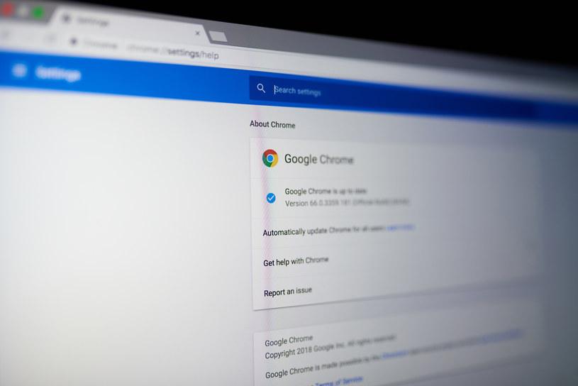 Google Chrome 80 z wieloma nowościami /123RF/PICSEL