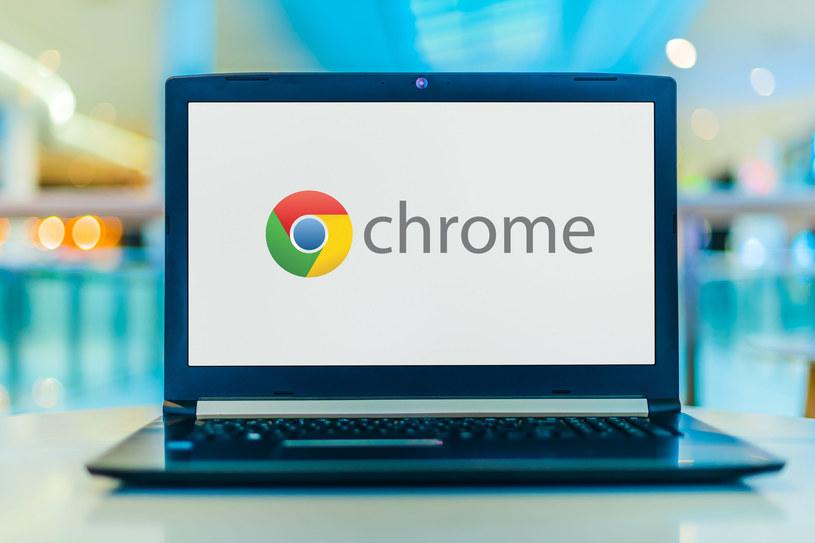 Google Chrome z nowymi funkcjami /123RF/PICSEL