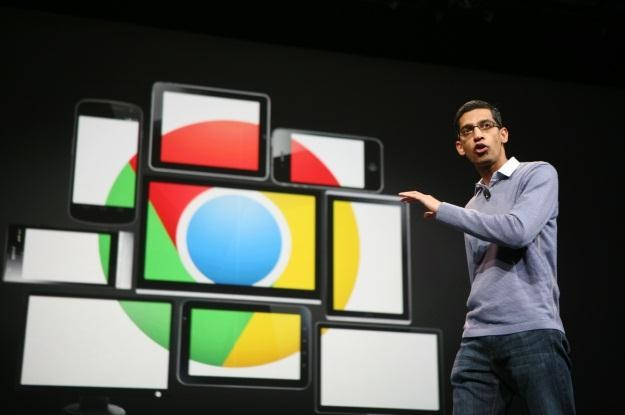 Google Chrome zawędrował wreszcie na system iOS /AFP