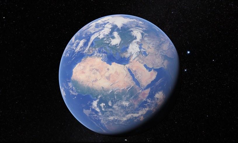 Google Earth /INTERIA.PL