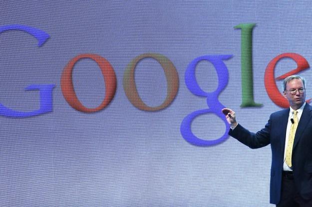 Google eksperymentuje /AFP