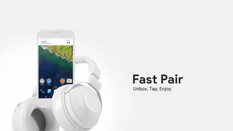 Google Fast Pair /materiały prasowe