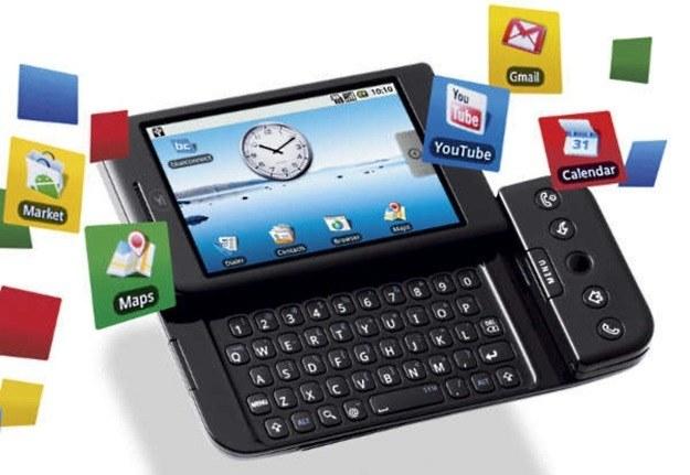 Google G1, zwany także HTC Dream oraz Era G1 /materiały prasowe