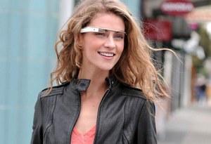 Google Glass będą obsługiwane mrugnięciami i gestami
