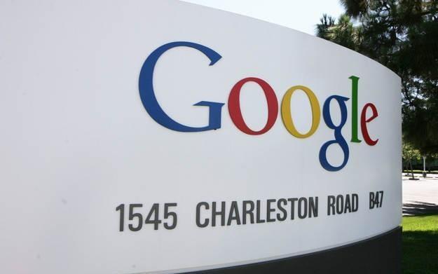 Google - logo /AFP