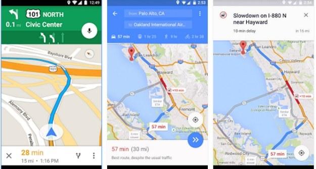 Google Maps /materiały prasowe