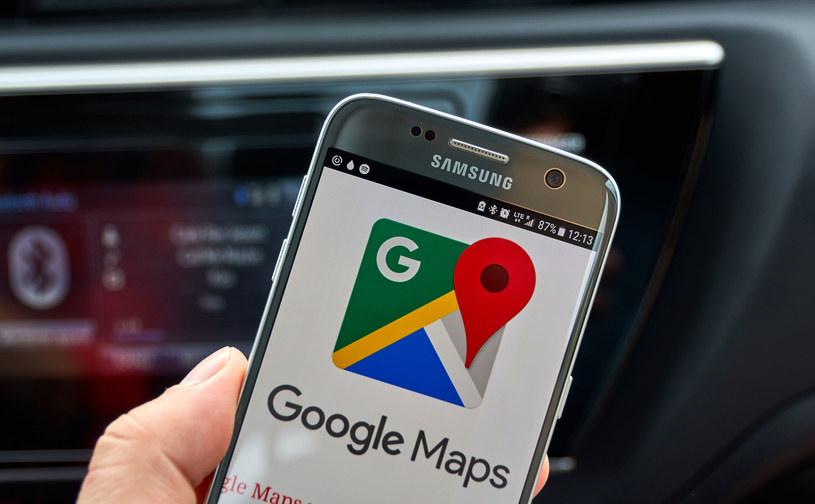 Google Maps /123RF/PICSEL