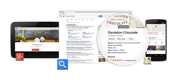 Google My Business - apka, która pomaga trafić nam do naszych klientów korzystających z usług Google /materiały prasowe
