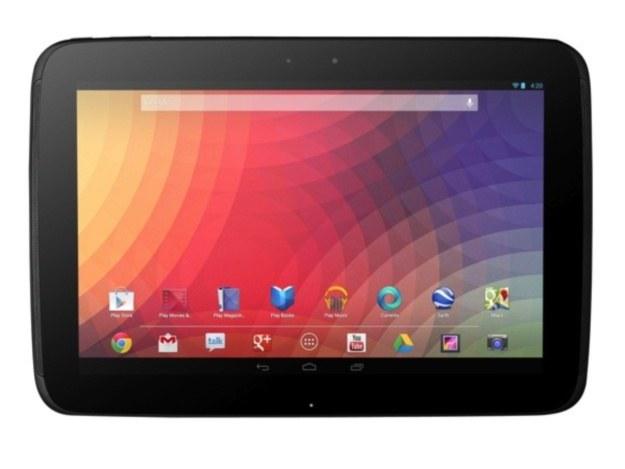 Google Nexus 10 /materiały prasowe