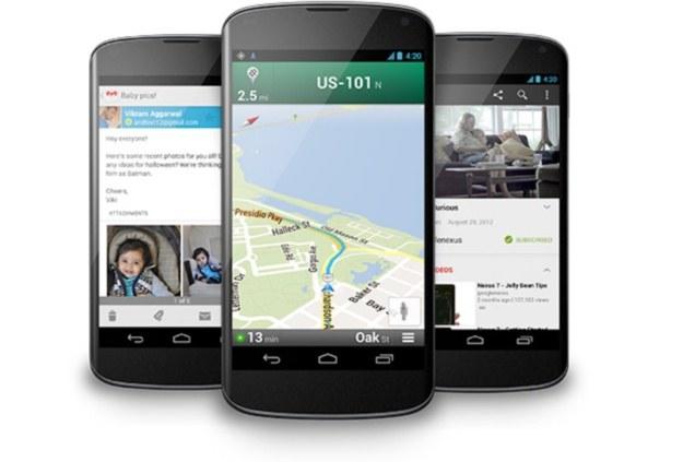Google Nexus 4 /materiały prasowe