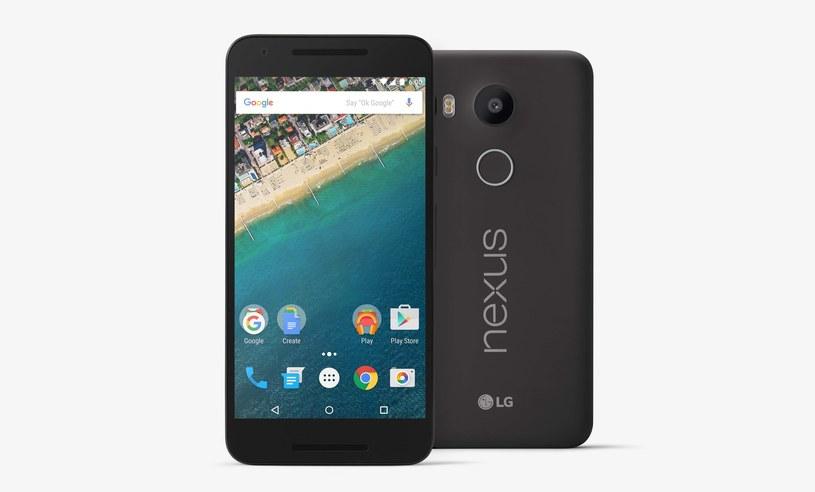 Google Nexus 5X /materiały prasowe